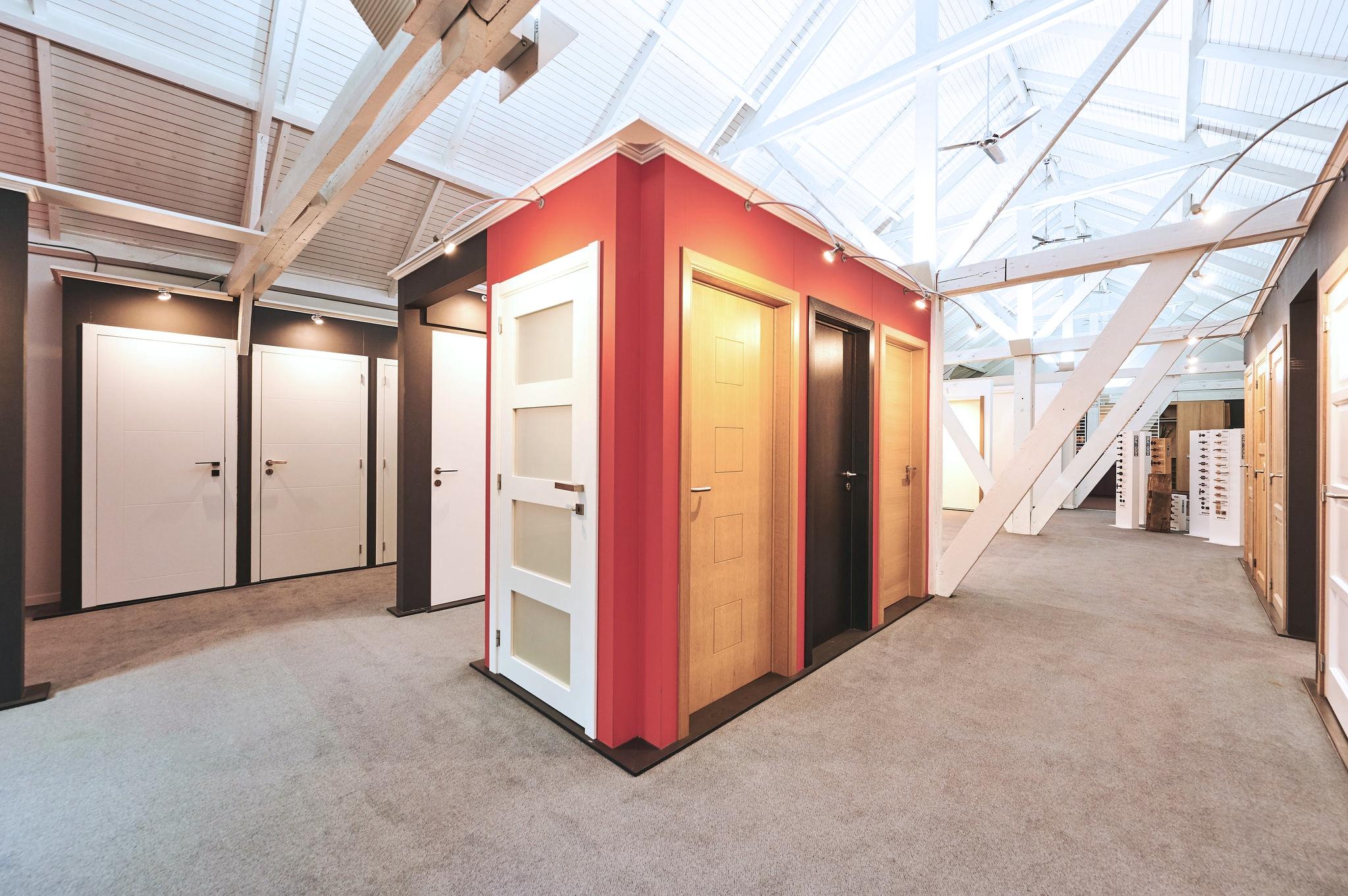 Showroom portes