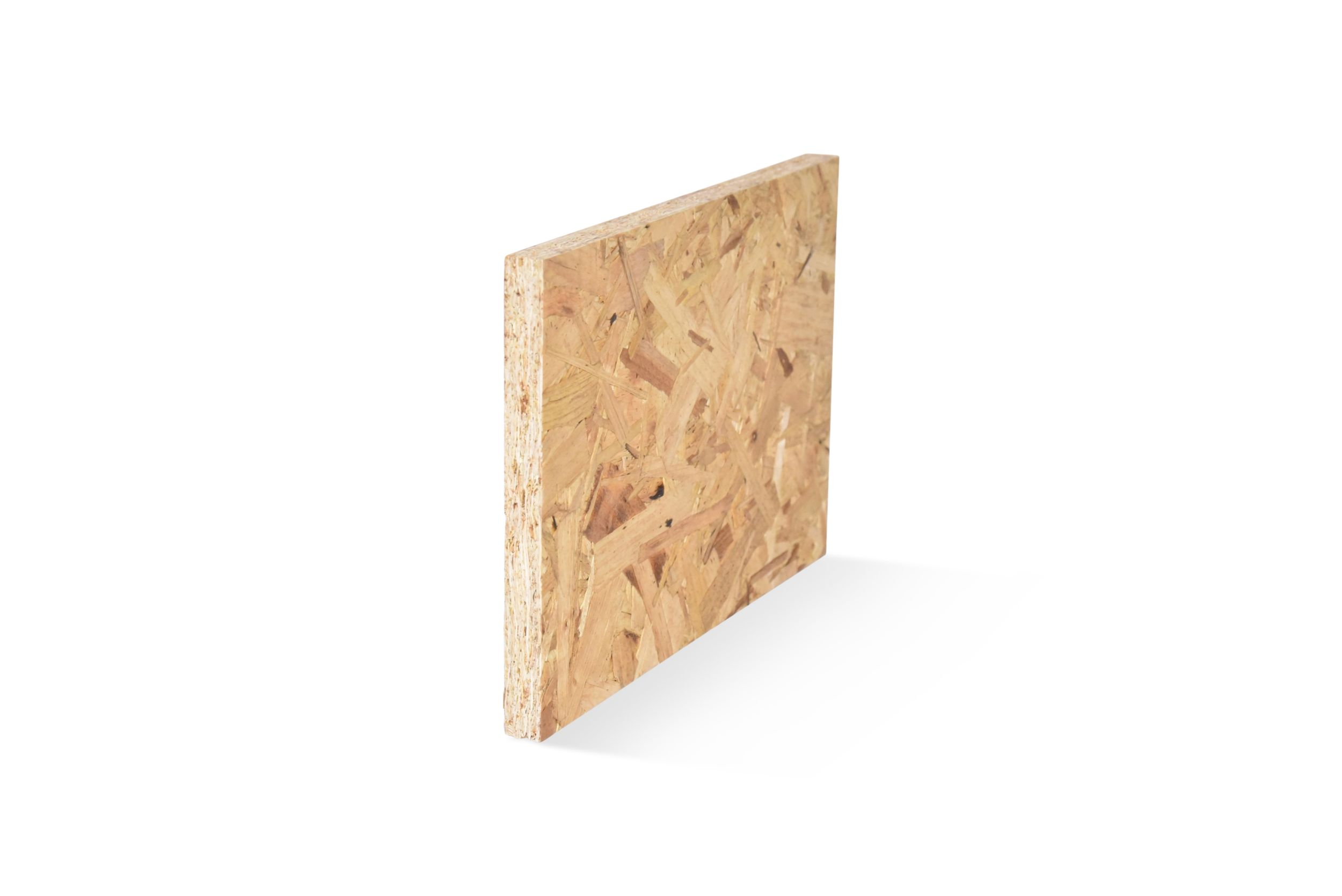 O.S.B. (Oriented Strand Board)
