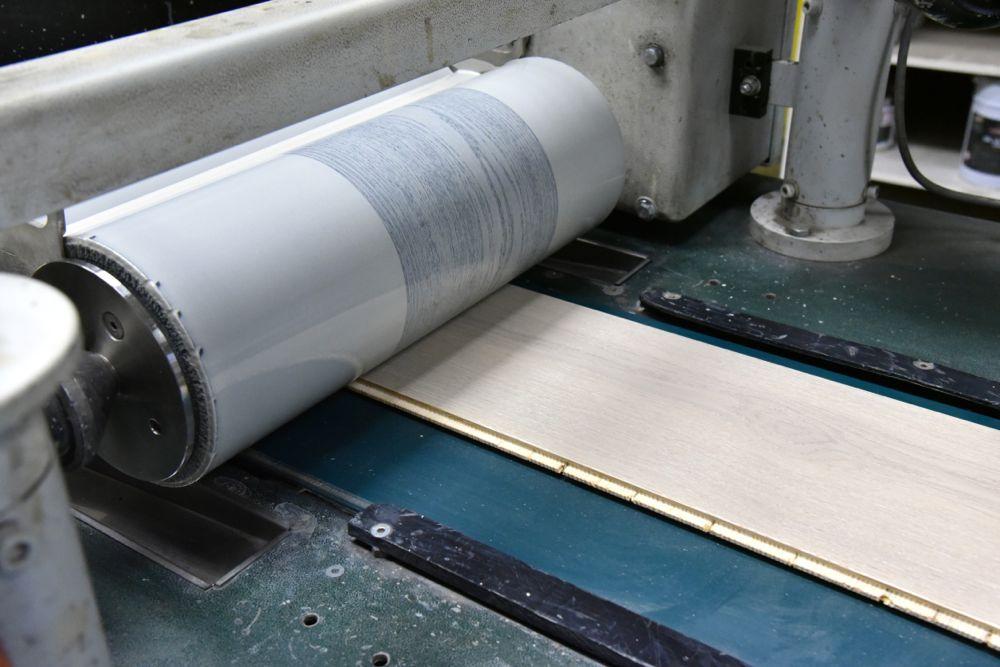 Afwerkingslijn houten vloeren